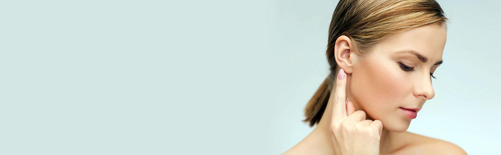 Chirurgie esthétique des oreilles décollées ou otoplastie à Lyon - Dr Corniglion